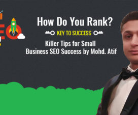 tips for small business seo success by mohd atif