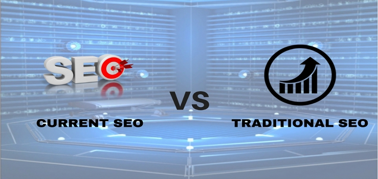 current seo vs traditional seo practices