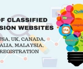 List of Classified Submission Sites 2017