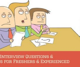 70+ SEO Interview Questions and Answers for Freshers, Experienced
