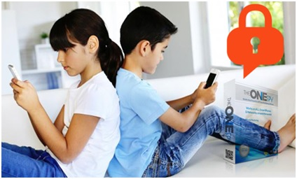 Parents can try to reduce their children screen time