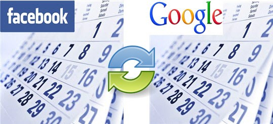 Sync your Facebook Calendar with Google Calendar