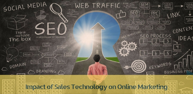 Impact of Sales Technology on Online Marketing