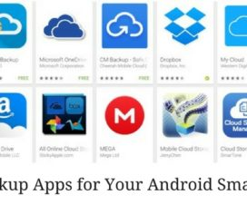 Best backup apps for your Android smartphone