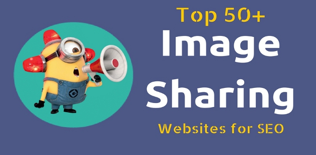 Top 50+ Image Sharing Site List for SEO