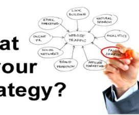 Creating internet marketing strategies and meeting business goals