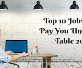 Top 10 Jobs That Pay You Under the Table 2017
