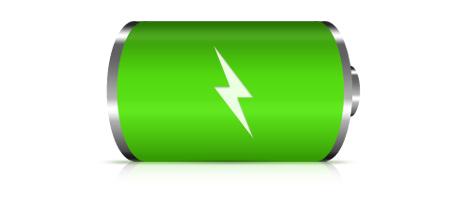 Longer lasting battery life
