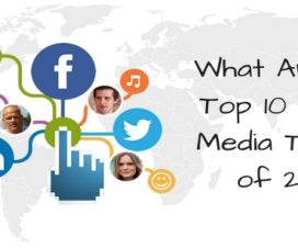 What Are the Top 10 Social Media Trends of 2017