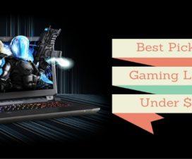 Best picks for gaming laptops under $1000