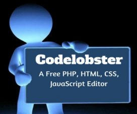 Codelobster - A Free PHP, HTML, CSS, JavaScript Editor