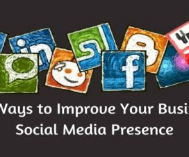 Five Ways to Improve Your Business's Social Media Presence