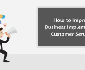 How to Improve Business Implementing Customer Services