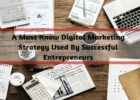 A Must Know Digital Marketing Strategy Used By Successful Entrepreneurs