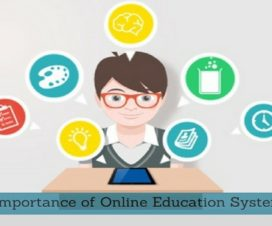 Importance of Online Education System