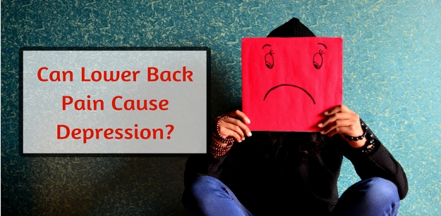 Can Lower Back Pain Cause Depression