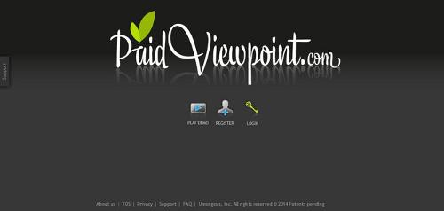 Paid View Point - Online Surveys