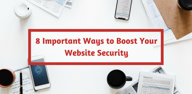8 Important Ways to Boost Your Website Security