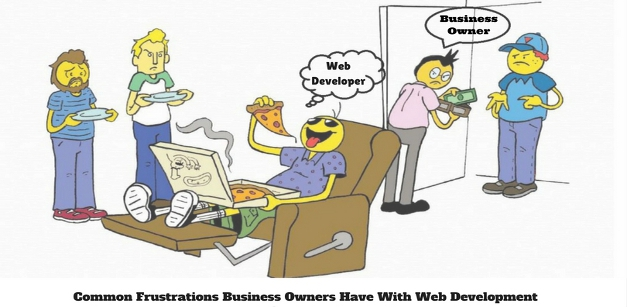Common Frustrations Business Owners Have With Web Development Companies