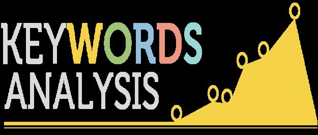 Keywords Analysis tools