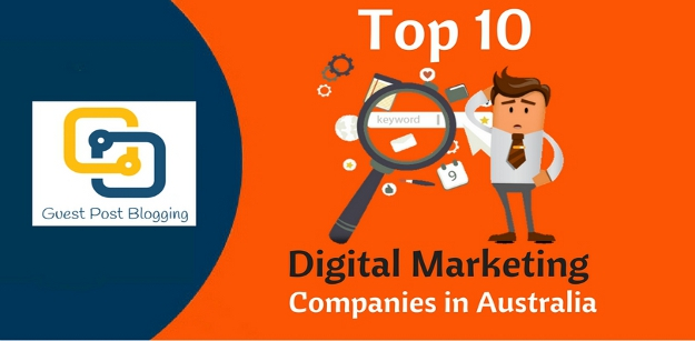 Top 10 Digital Marketing Companies in Australia - SEO