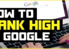 On-Page SEO Techniques To Rank High In Google