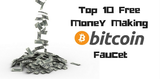 free money making Bitcoin Faucet