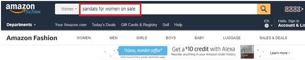 Choose a Good Amazon Keyword