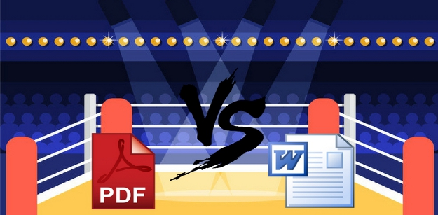 PDF vs Word
