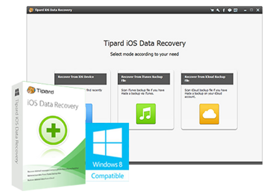 Tipard iOS Data Recovery