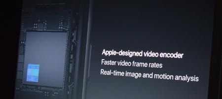 Apple video encoder