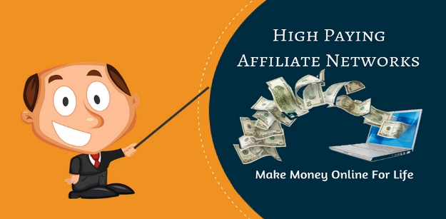 Top 10 High Paying Affiliate Networks to Make Money Online for Life
