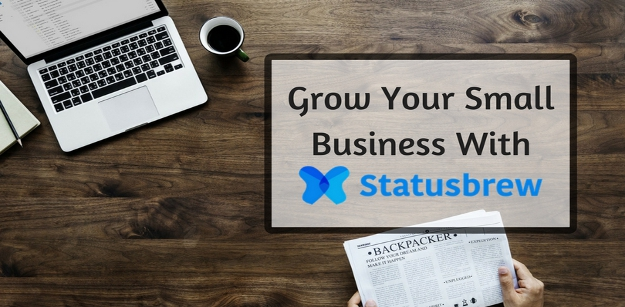 Grow Your Small Business With Statusbrew