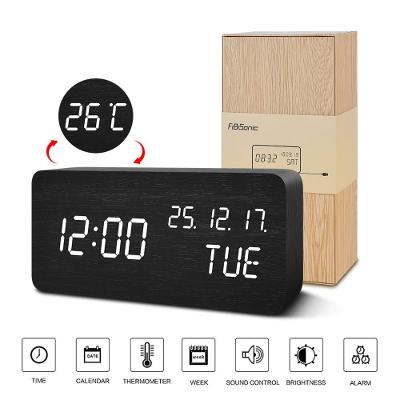 FiBiSonic Clock