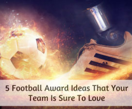 5 Football Award Ideas That Your Team Is Sure To Love