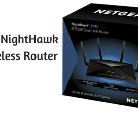 NetGear NightHawk X10 Wireless Router