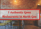 7 Authentic Goan Restaurants in North Goa