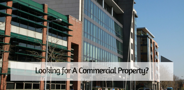 Looking for A Commercial Property