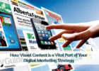 How Visual Content is a Vital Part of Your Digital Marketing Strategy