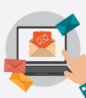 Promotional offer emails