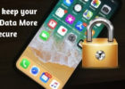 How to keep your iPhone Data More Secure