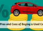 Pros and Cons of Buying a Used Car