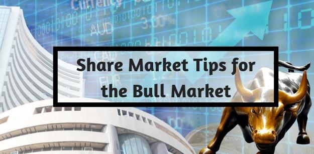 Share Market Tips for the Bull Market