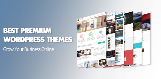 The Best Of Premium WordPress Themes Of 2018