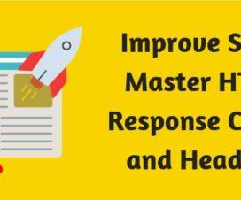 Improve SEO- Master HTTP Response Codes and Headers