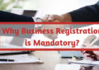Why Business Registration is Mandatory