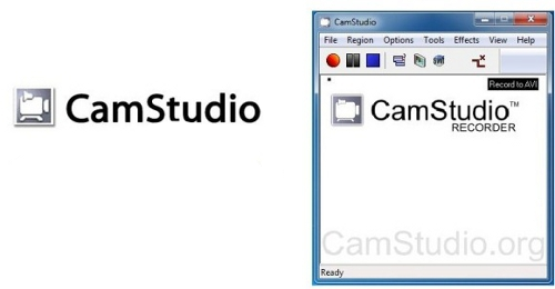 CamStudio Screen Recording Software for Windows