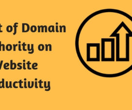 Impact of Domain Authority on website productivity