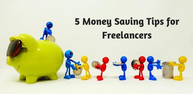 5 Money Saving Tips for Freelancers