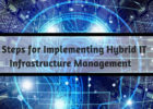 5 Steps for Implementing Hybrid IT Infrastructure Management